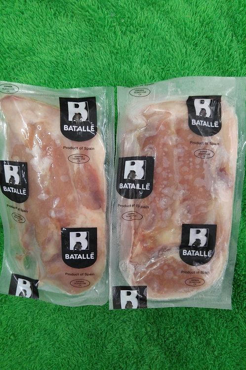 西班牙 Batalle 白豚豬展