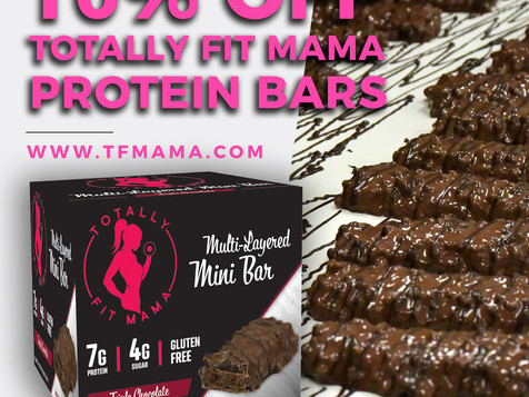 The Best Protein Bars!