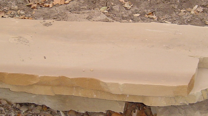 "Sawn Sandstone 2 1/4"""