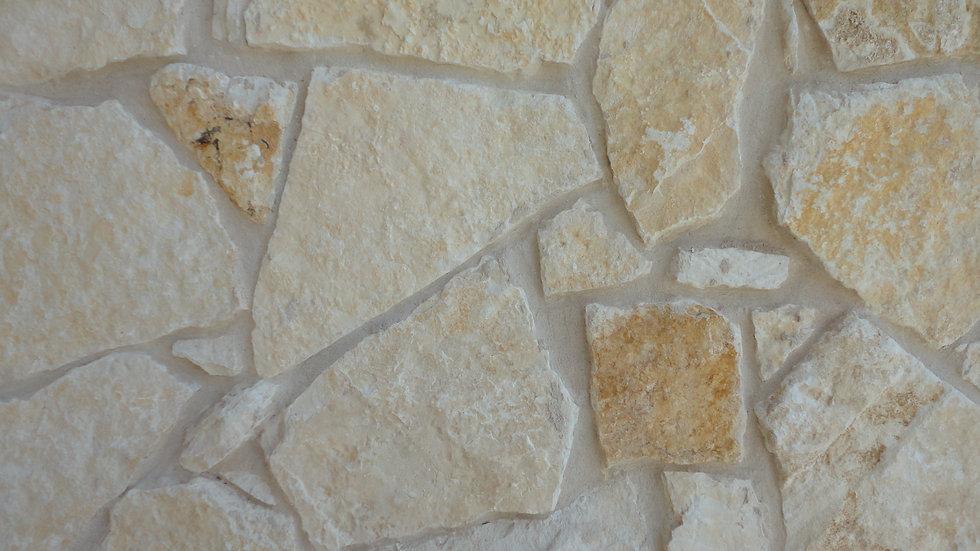 Natural Limestone Patio