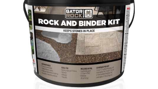 Gator Rock Binding Kit