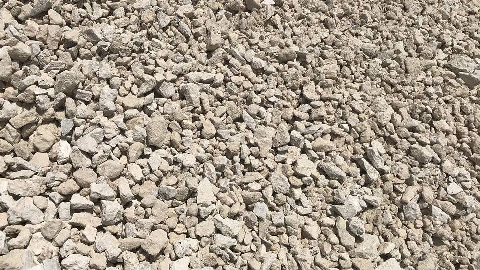 "Limestone 1 1/4"" & Down"