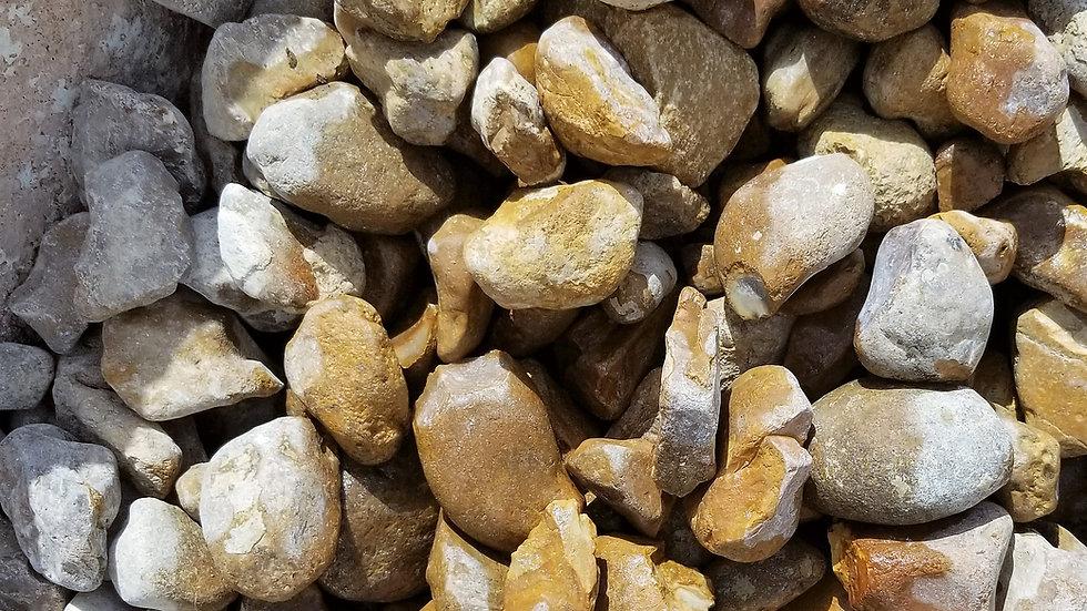 "Plum River Rock - 3"" x 5"""