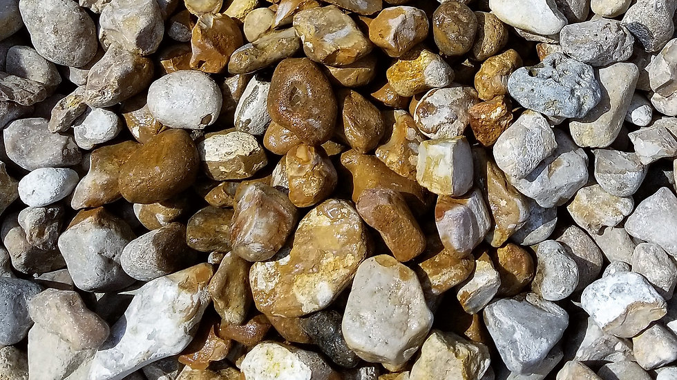 "Plum River Rock - 1"" x 3"""