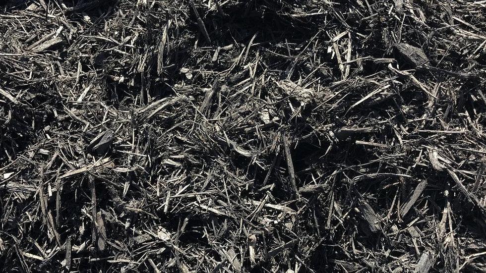Black Native Mulch
