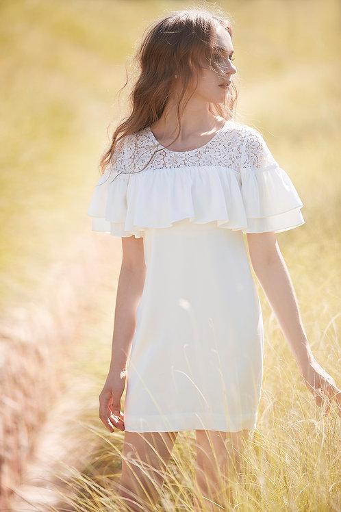 BELLARINA WHITE DRESS