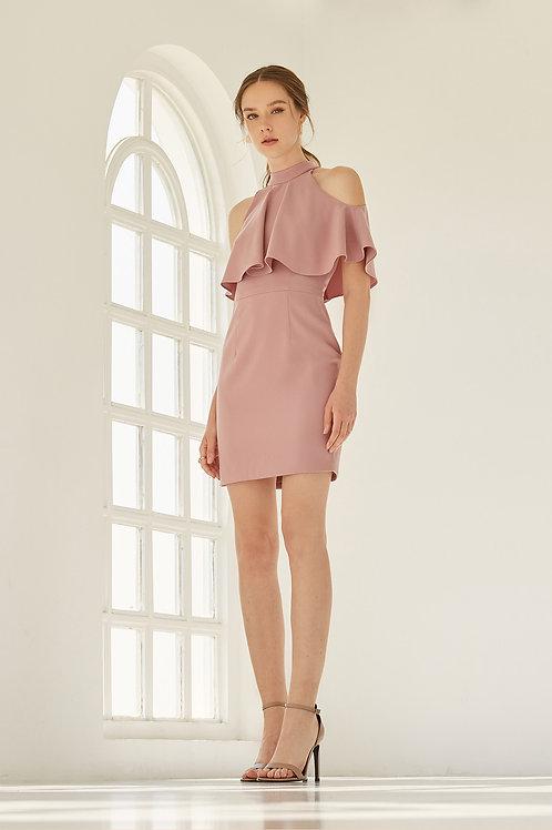 MILA DRESS (PINK)
