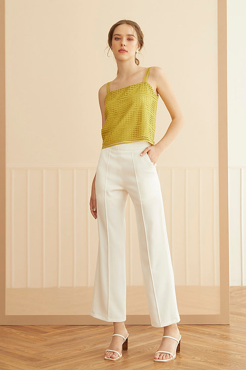 CINDY BELL PANTS (WHITE)