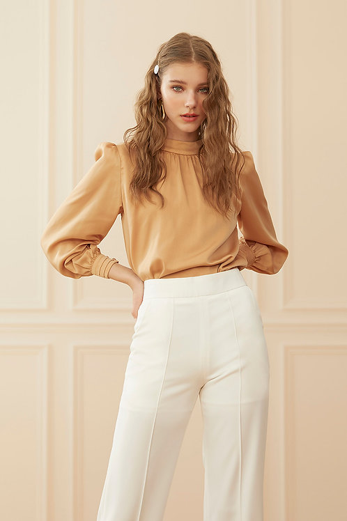 MOLLY TOP (BEIGE)