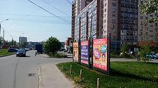 Родионова ул., д.195-197. Афиши РЕКНН.j