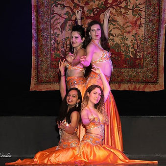 belly dance london
