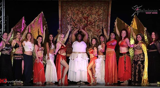 Bellydance classes London