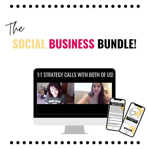 The Social Business Bundle
