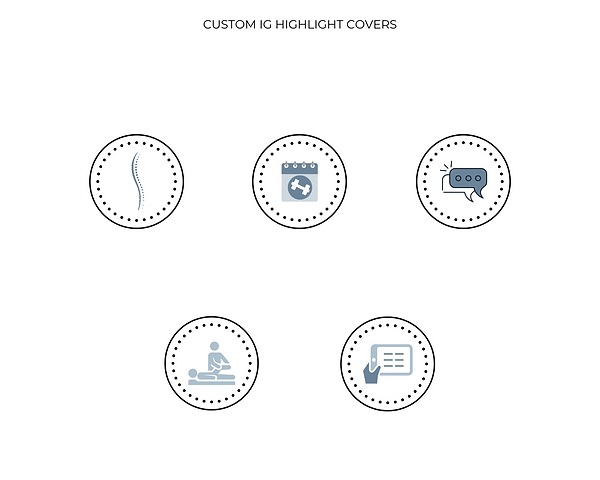 Activated PT IG Highlight Cover Options.