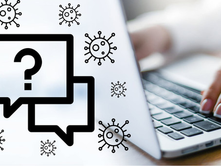 COVID-19: Looking for answers on the web