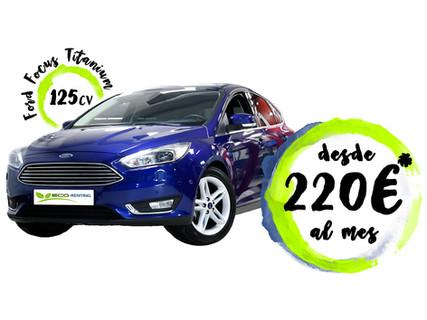Ford Focus EcoBoost 125cv Titanium