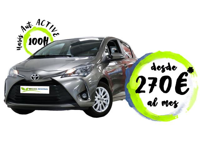 Toyota Yaris Active 100H e-CVT AUTOMATICO