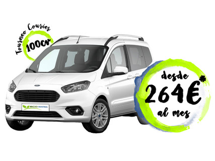 Ford Tourneo Courier Ecoboost 100CV Titanium