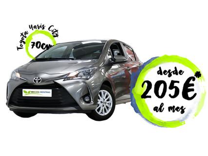 Toyota Yaris City 70cv