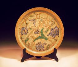 Arabesque Plate