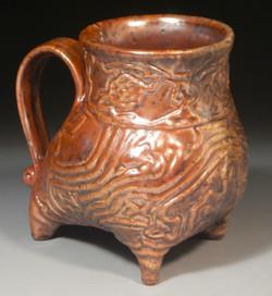 Wood Fired Mug