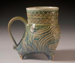 four legged mug 2