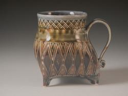 four legged mug 4