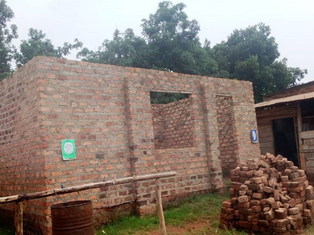 Two infrastructure projects need to be completed at Destiny Junior School in Uganda