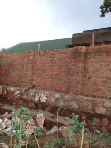 Perimeter Wall Phase 1 Complete