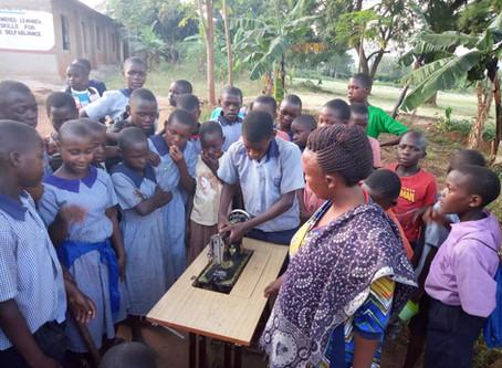 Butale Mixed School