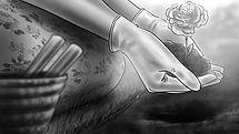 richard rios why women kill cbs promo illustration