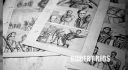 Robert Rios Storyboard Artist