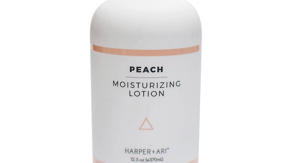 Peach Moisturizing Lotion