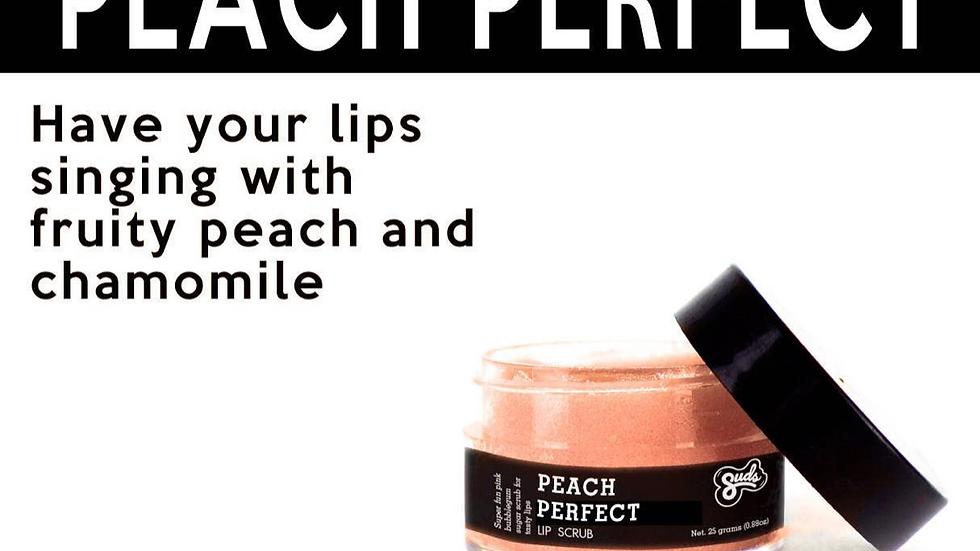Peach Perfect Lip Scrub
