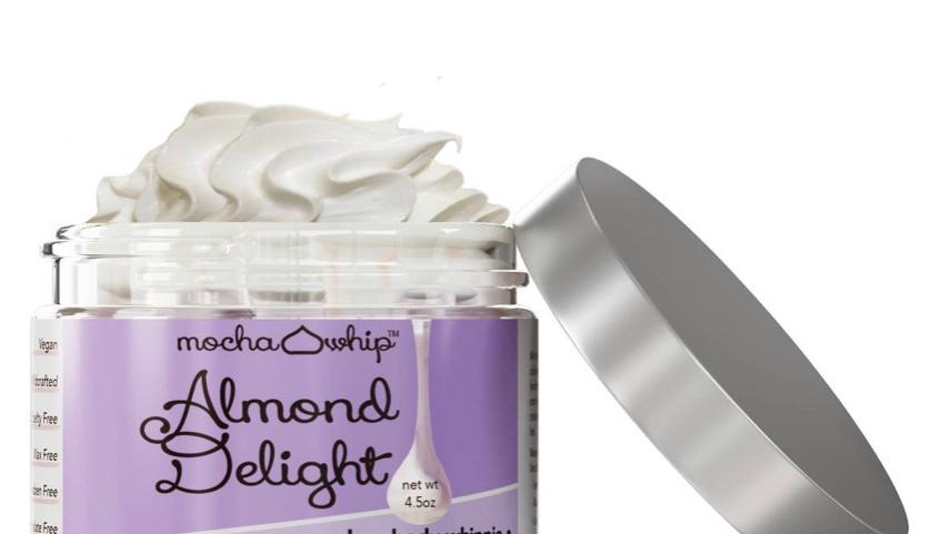 Shea Body Whippie - Almond Delight