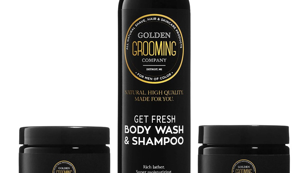 The G-Box Grooming Set