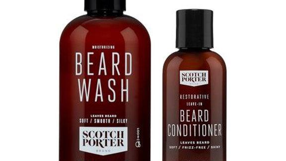 BEARD WASH & LEAVE-IN CONDITIONER BUNDLE