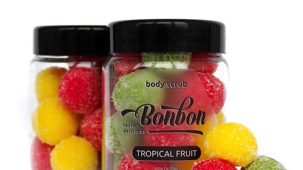 TROPICAL FRUIT BODY SCRUB