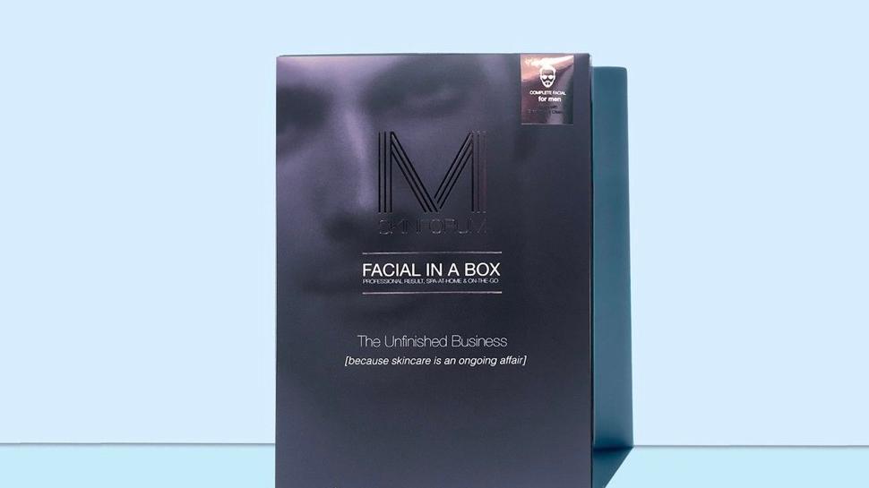 men's facial (1 set)