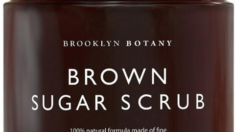 BROWN SUGAR BODY AND FACE SCRUB