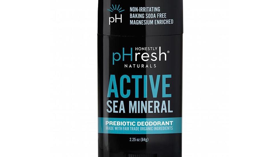 Active Sea Mineral Prebiotic Deodorant