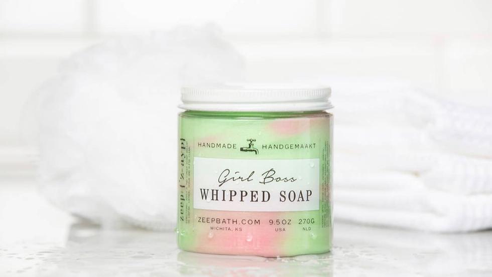 GIRL BOSS WHIPPED SOAP