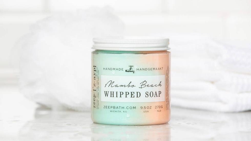 MAMBO BEACH WHIPPED SOAP