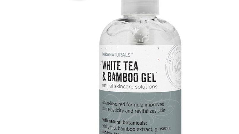 WHITE TEA & BAMBOO GEL