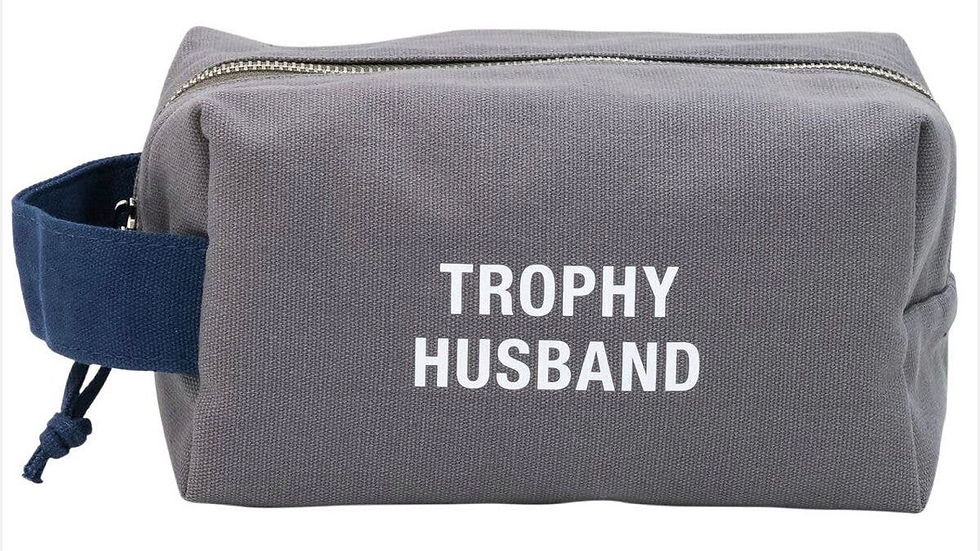 Trophy Husband Dopp Bag