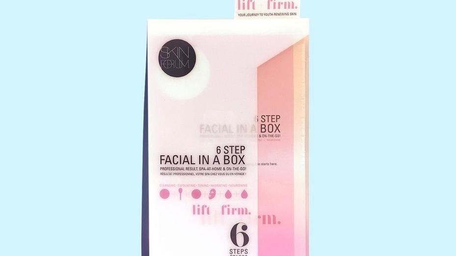 lift + firm facial (1 set)