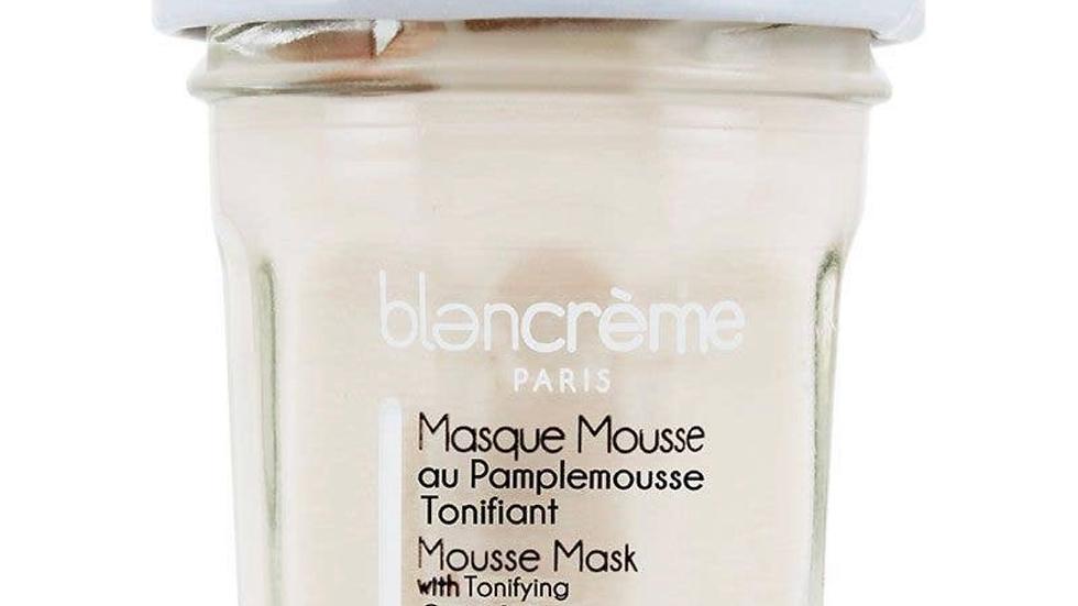 Grapefruit Face mask mousse