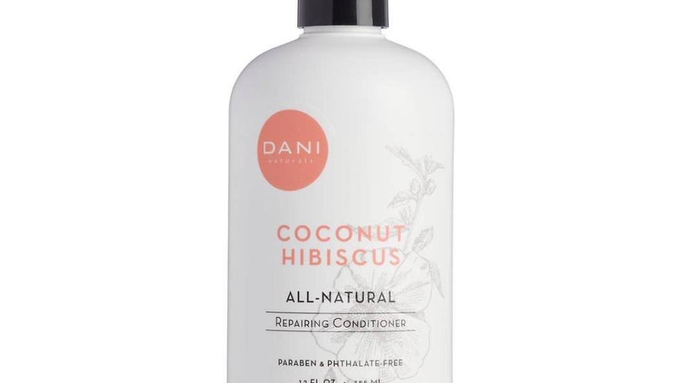 12oz Coconut Hibiscus Conditioner