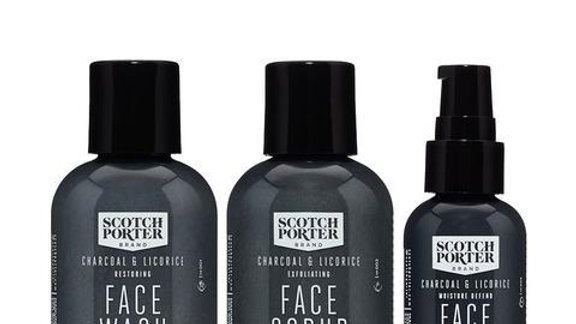 CHARCOAL & LICORICE FACIAL SKIN CARE COLLECTION