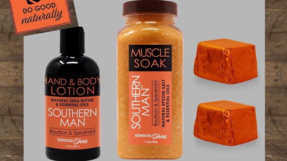 Southern Man Deluxe Gift Set